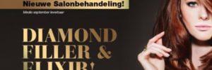 diamond filler: Een filler voor het haar. Luxe behandeling.